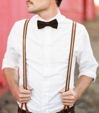 A poor bow tie