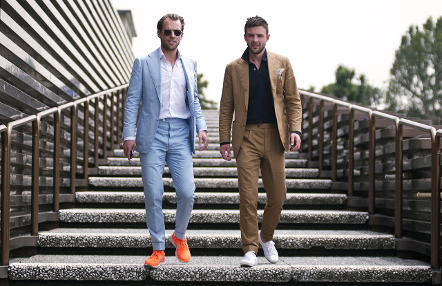 australian-tailor-patrick-johnson-suit-guerreisms-orange-sneakers-aviators-style-australian-sydney-melbourne
