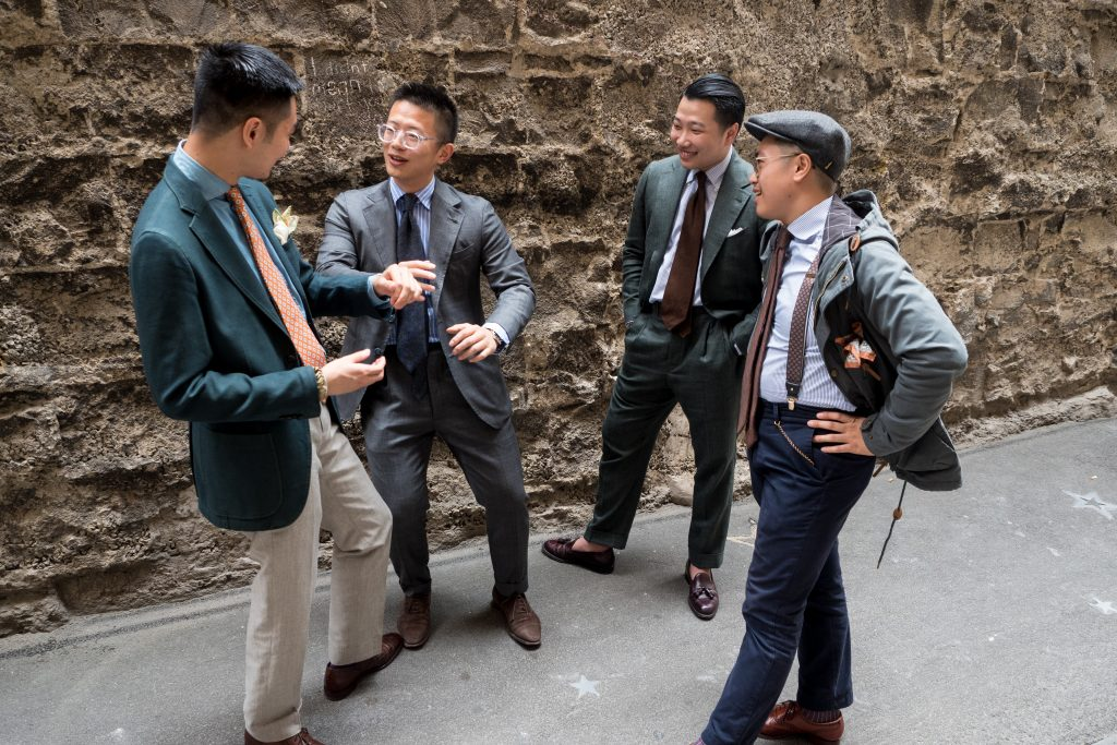 Trunk Tailors The Hounds Jack Liang Homie Yao Tailoring Melbourne William Phung David Nguyen Sartorial Suits