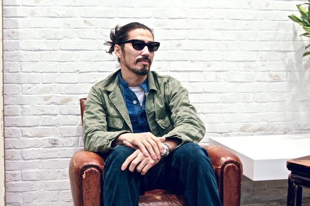Visvim Kilgore Jacket Hiroki Nakamura