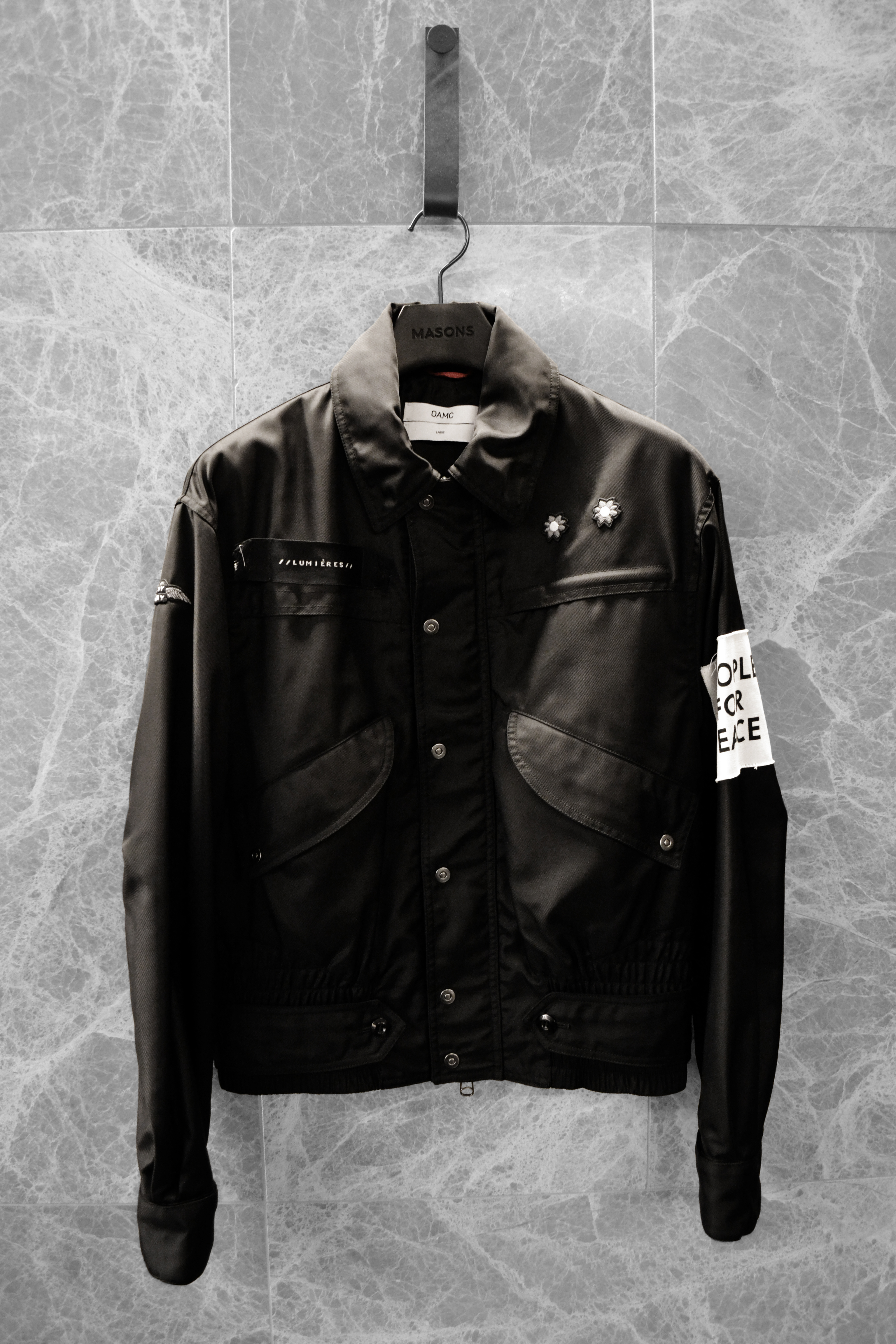 pics MASONS Brings Exclusive Menswear To Melbournes Fashion Precinct