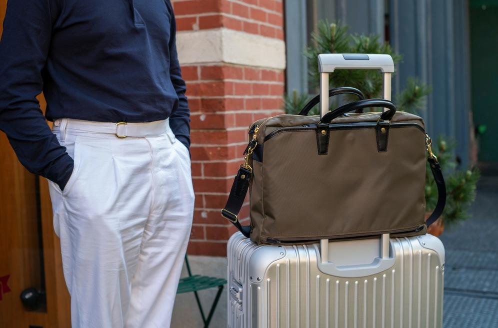 The Armoury x Porter Traveller Briefcase