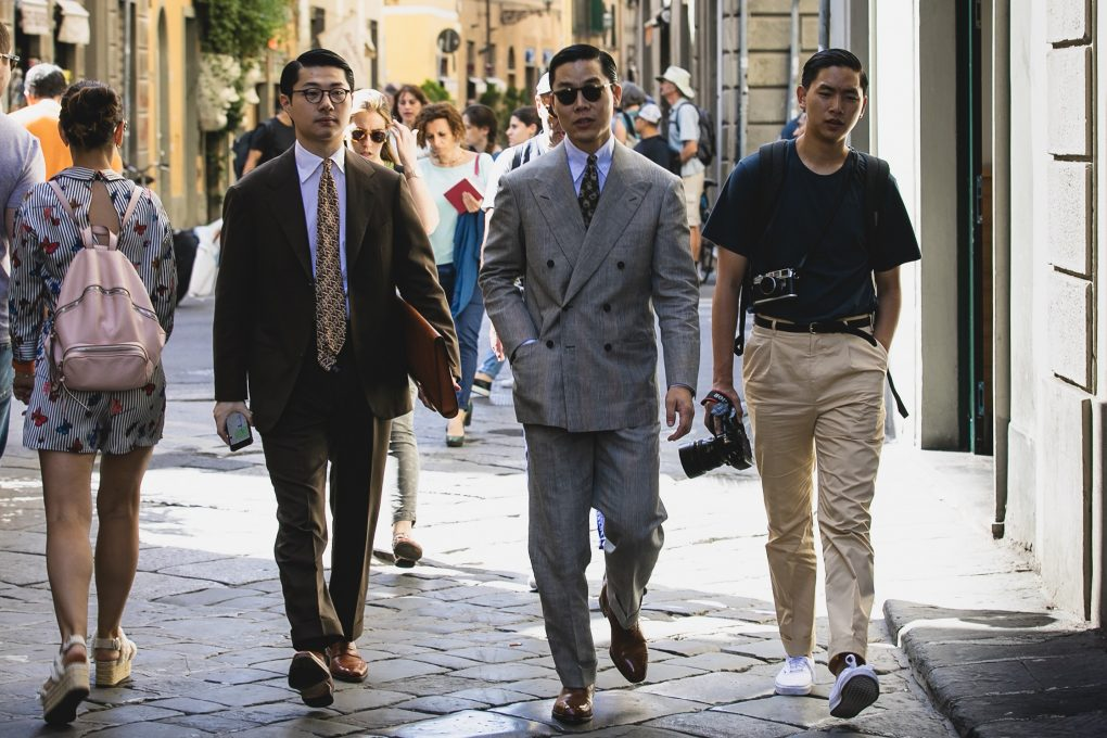 What The Best Australian Men Wore To Pitti Uomo 94 The Hounds