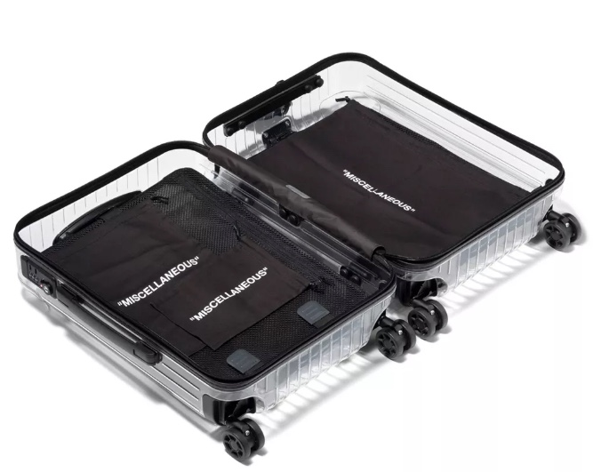 Off-White - Rimowa - black Miscellaenous Dividers