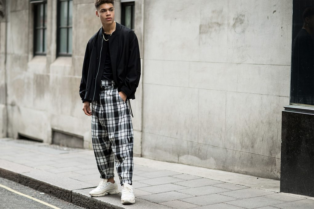 London Fashion Week Men S Street Style And Key Trends The Hounds