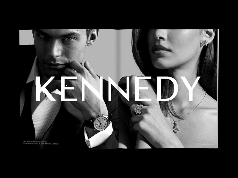 Kennedy Night & Day SS18 Campaign