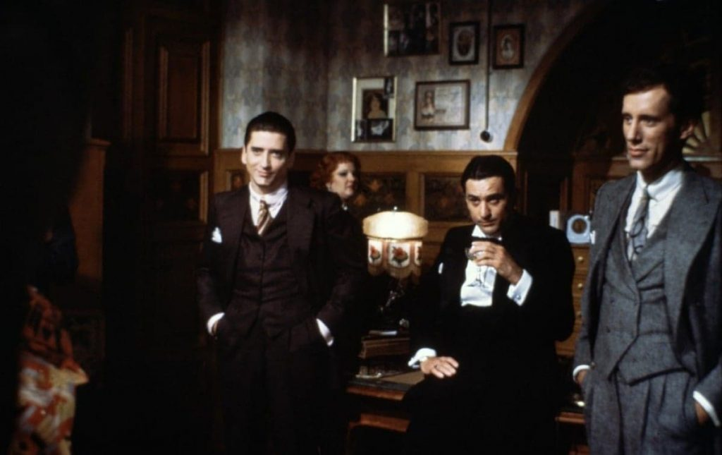 Once Upon A Time in America (1968) directed by Sergio Leone | Photo via Warner Bros. | Gangster Style