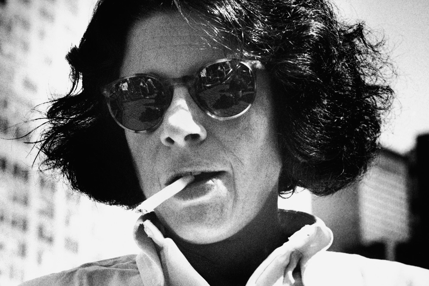 Fran Lebowitz by Christopher Felver/Corbis | Photo via Vanity Fair