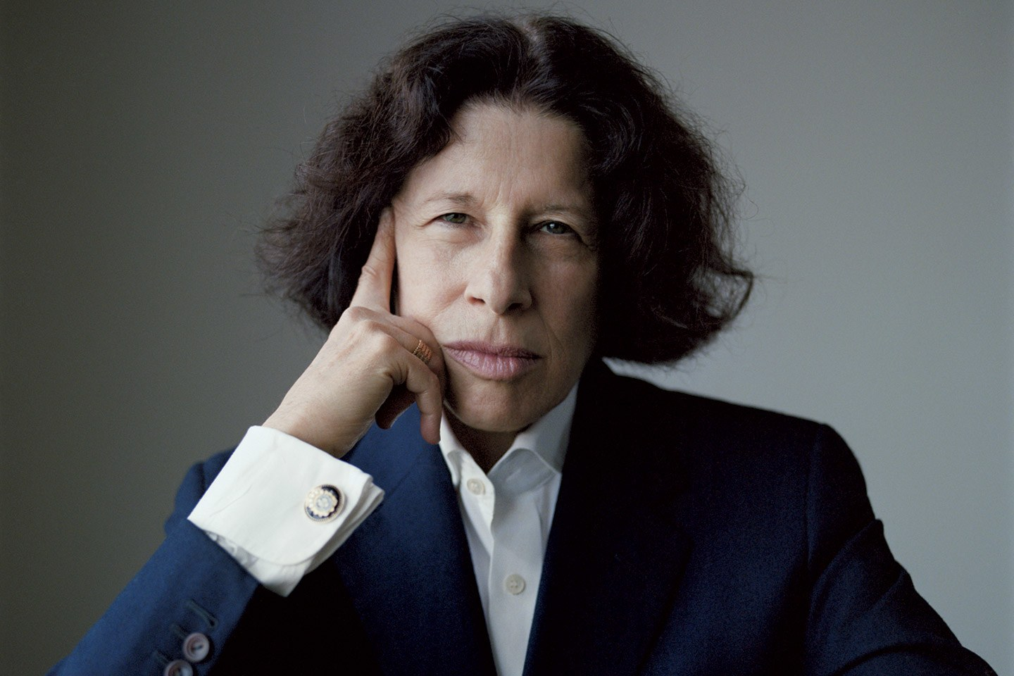 Fran Lebowitz by Brigitte Lacombe | Photo via Vanity Fair