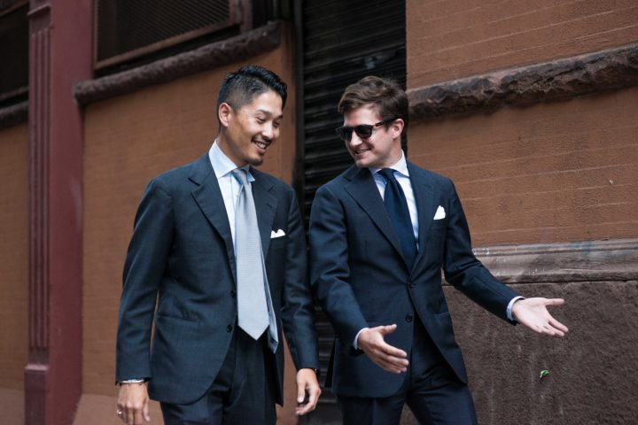 is-wearing-a-suit-to-work-really-all-that-important | Photo via The Armoury | The Hounds